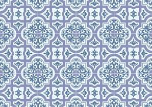 Abstract Art Interior Design Azulejos Tile Vector Download Free Vector Art Stock
