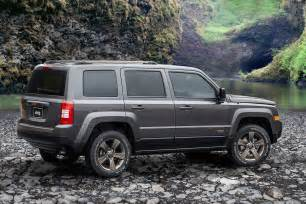Jeep Patrot 2017 Jeep Patriot Reviews And Rating Motor Trend
