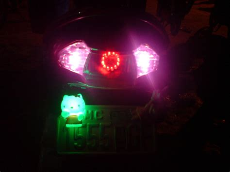 Lu Led Motor Mio Smile for sale l e d works page 4