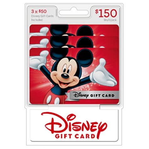 Sam S Club Best Buy Gift Card - disney 150 multi pack 3 50 gift cards sam s club