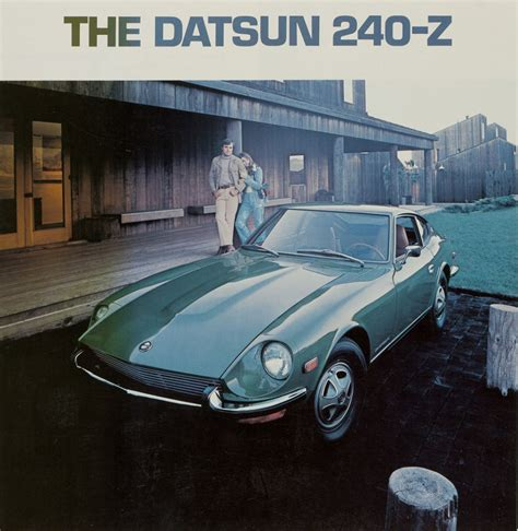 classic datsun 280z vintage ad 1971 datsun 240z is so pretty and potent