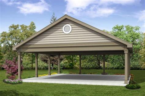 carport plan classic house plans carport 20 055 associated designs