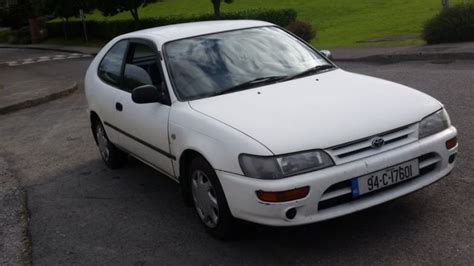 car owners manuals for sale 1994 toyota corolla on board diagnostic system 1994 toyota corolla for sale for sale in doneraile cork from tom cork