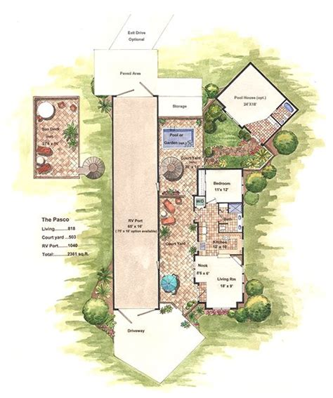 Rv Port Home Floor Plans by Hill Country Rv Floor Plans Gurus Floor