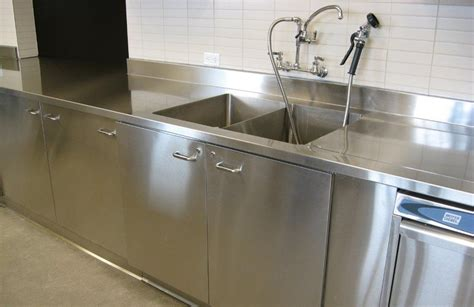 Commercial Stainless Steel Kitchen Sink How To Clean Commercial Stainless Steel Sink The Homy Design
