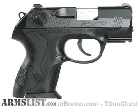 Beretta Px4 Subcompact 40sw armslist for sale beretta px4 subcompact 40sw 3 quot barrel