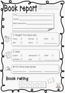 Book Report On Writing Book Reports