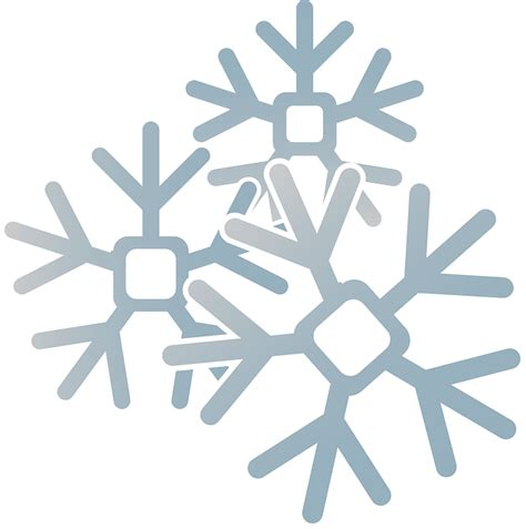 clipart neve free vector graphic snowing weather free image