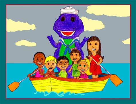 barney and friends backyard gang barney the backyard show book www pixshark com images galleries with a bite