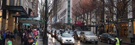 Seattle Ranking Mba by As Downtown Seattle Adds Commuters Turn To Transit