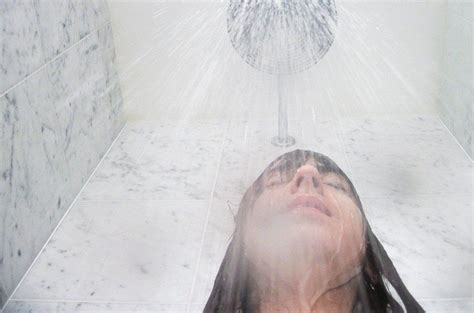 cold shower before bed why you should pee in the shower metro news