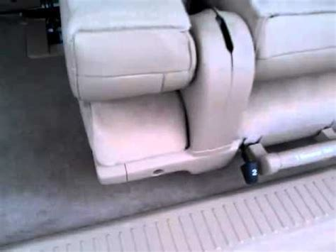 2003 chevy tahoe 2nd row seats 2nd 3rd row seating operation funnydog tv