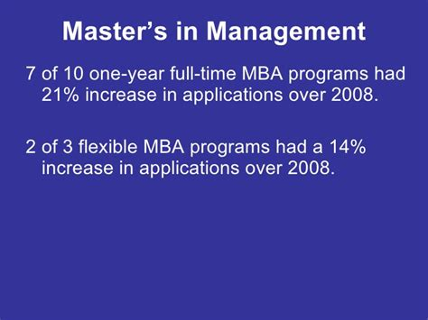 Wagner College Mba Program by George Dehne Vision 20 20