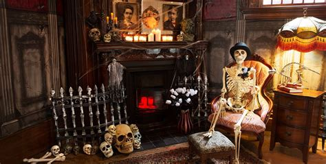 decorated homes for halloween 33 best scary halloween decorations ideas pictures