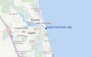 map of jupiter florida and surrounding area jupiter inlet south jetty surf forecast and surf reports