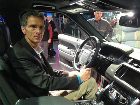 Motorrad Online Probesitzen by Probesitzen Im Range Rover Sport Motor Talk Reporter