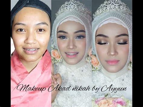 download mp3 akad nikah makeup flawless natural akad nikah ayyunazzuyyin by