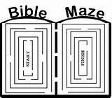 Bible Maze