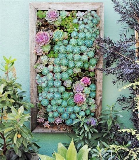 How To Make A Vertical Succulent Garden 22 Amazing Vertical Garden Ideas For Your Small Yard