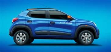 Price Of Renault Kwid Renault Kwid Climber Price Features Engine Specs