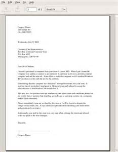 Pictures of Model Business Letter