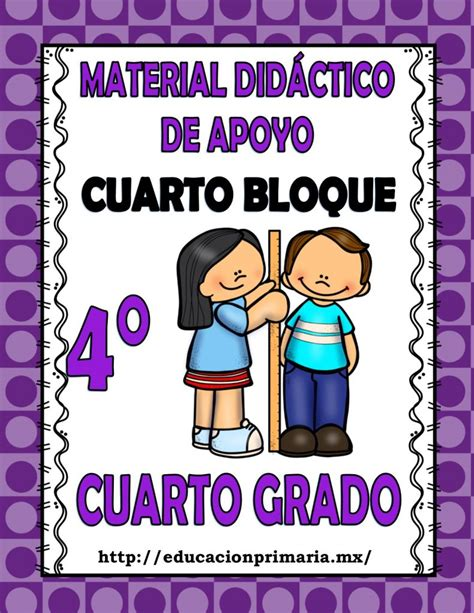 material didctico de apoyo del cuarto grado para el material did 225 ctico de apoyo del cuarto grado del cuarto
