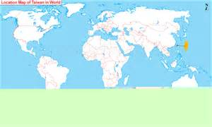 Taiwan World Map by Where Is Taiwan On The World Map Image Search Results