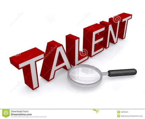 Free Talent Search Looking For Talent Stock Photo Image 40265064