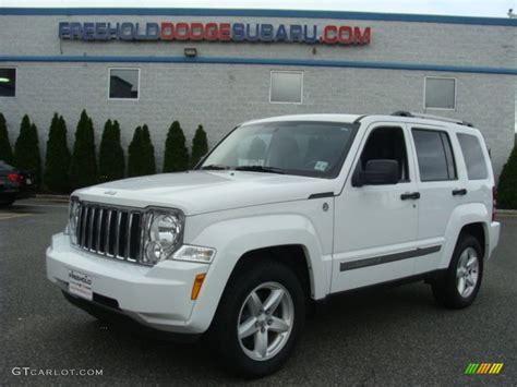 2011 jeep liberty limited 2011 bright white jeep liberty limited 4x4 82215990