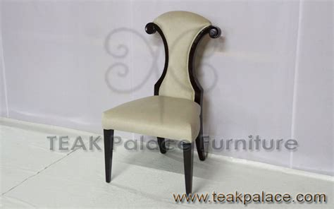 Kursi Kayu Unik kursi makan helix unik kayu jati harga murah mebel jepara