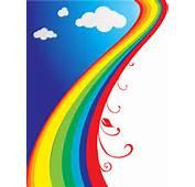 Rainbow Cartoon  Lol Roflcom