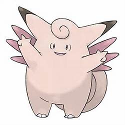 Clefairy Og Månestenen Watch Pokémon Tv
