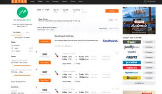 the 10 best and worst airfare search