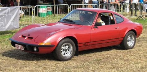 Buick Opel Gt by Buick Opel Gt Classic Cars