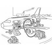 Lego Car Coloring Pages York City Free