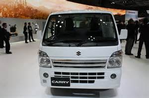Suzuki Commercial Maruti Suzuki To Launch Its Mini Truck In Jan 2015