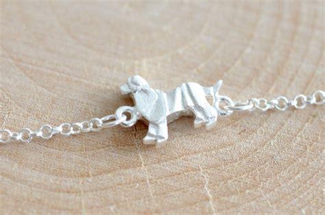 Origami Charm Bracelet - origami charm bracelet jamber jewels