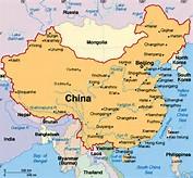 Ancient China Map