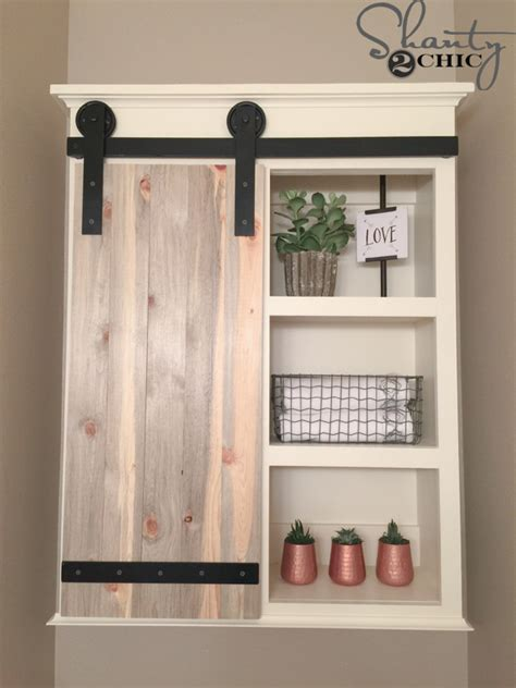barn door storage cabinet friday favorites tiny house hexagons and a teepee