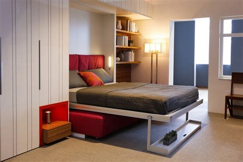 beds that fold into the wall space saving bedroom ideas with beds that fold into wall