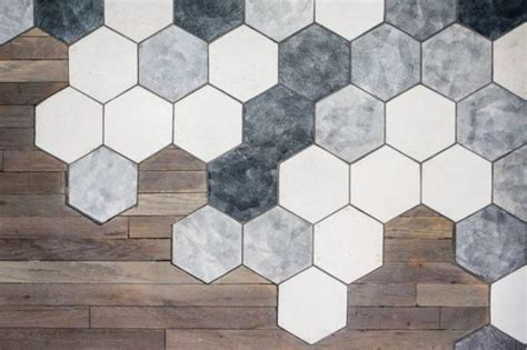 New Design Wooden Hexagonel Type 4 ways and 26 exles to ease the floor transition digsdigs