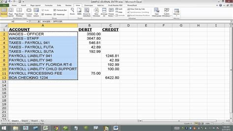 Download Import Excel Invoice Template Quickbooks Rabitah Net Excel Template For Quickbooks Import