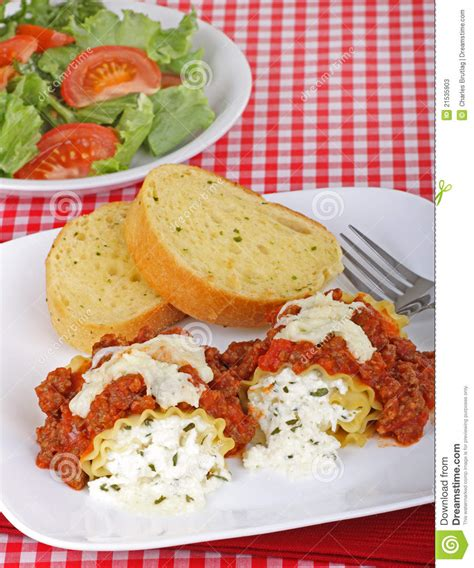 what to make with lasagna for dinner lasagna dinner stock photos image 21535903