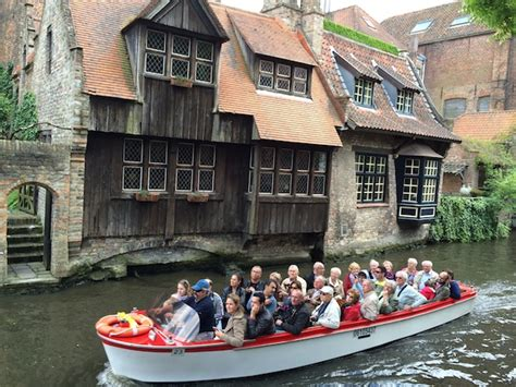 boat tour in bruges 8 tours to take in bruges belgium