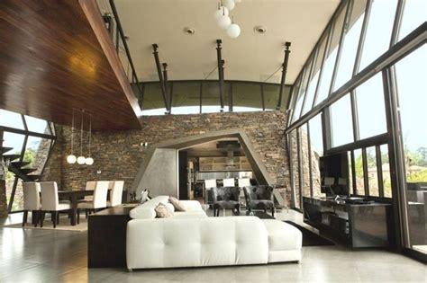 interno ville moderne interni idee e soluzioni progettazione casa