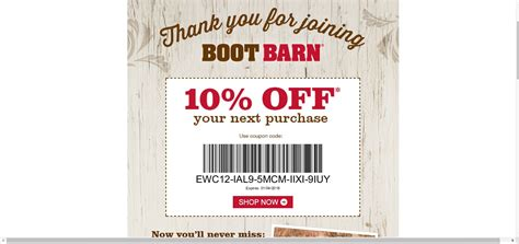 boot barn coupon codes 20 boot barn coupon codes 20 28 images fabulous boot barn