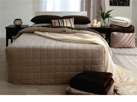 fitted coverlet fitted bedspread from pillowtalk in linen stone and