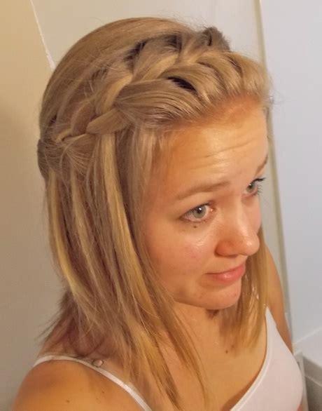 Easy Hairstyles Shoulder Length Hair by Easy Hairstyles For Shoulder Length Hair