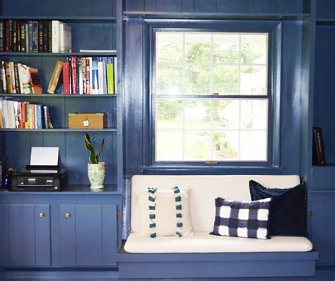 before after wood paneled accent wall design sponge should we paint wood paneling emily henderson
