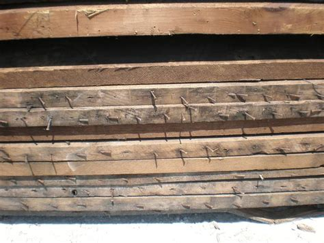 How Thick Are Floor Joists by Photo 6653 Oak Joists 2 5 Quot Thick Naily On One Edge